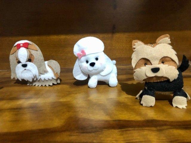 Chaveiros de cachorro - Foto 3