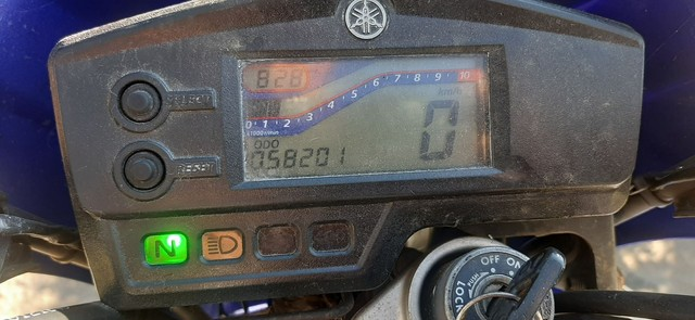 Lander 250clindra ano2010  kilometragem 58.201  leia o anúncio... - Foto 4