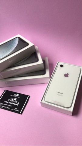 IPhone XR NOVO/LACRADO
