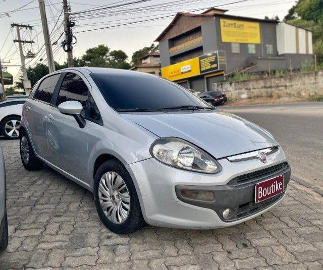 Fiat Punto Essence 1.6 com GNV 2013 Financio em até 60x