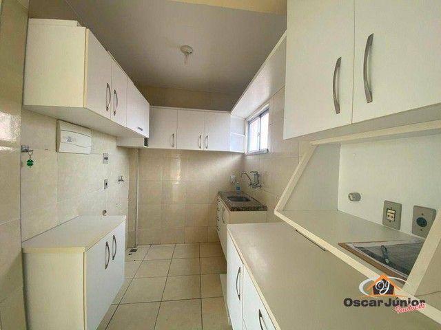 Apartamento com 3 dormitórios à venda, 64 m² por R$ 198.000,00 - Vila União - Fortaleza/CE - Foto 10