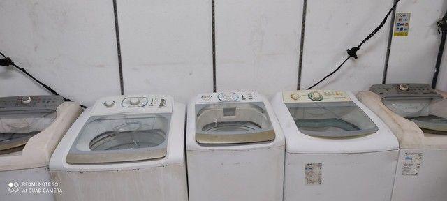 Maquina de lavar REVISADA tudo ok 3 meses de garantia  ( Entrego ) - Foto 4
