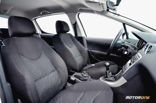 Peugeot 308 Active Flex 1.6 Único Dono Todas as Revisões na Autorizada Placa i Manual - Foto 9