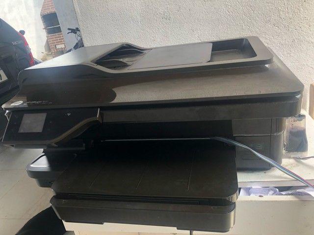 Impressora Multifuncional HP A3 com Buking  - Foto 6