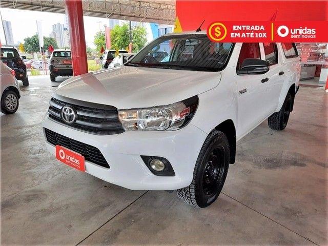 Toyota Hilux 2019 2.8 std 4x4 cd 16v diesel 4p manual - Foto 2