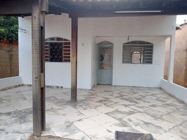 Casa 2 qtos, Jardim Zuleika, Rua Lorena, QD 15 , escriturado o terreno 300m² - Foto 6