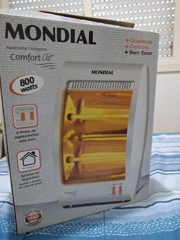 Aquecedor Halógeno Comfort Air, Mondial, A-09 - Foto 4