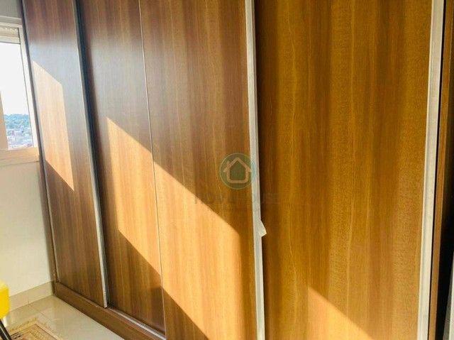 Apartamento à venda, 116 m² por R$ 1.170.000,00 - Vivenda do Bosque - Campo Grande/MS - Foto 15
