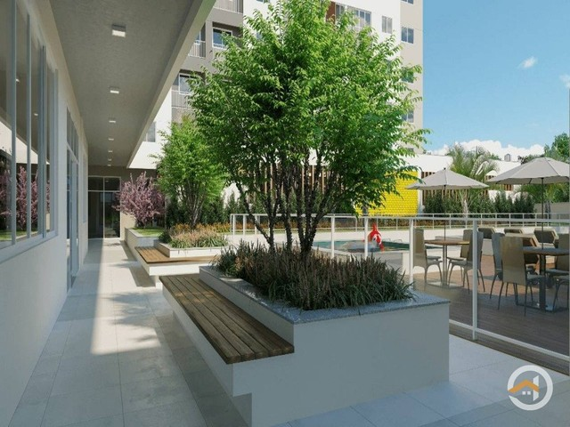 Apartamento à venda com 2 dormitórios em Aeroviário, Goiânia cod:5198 - Foto 11