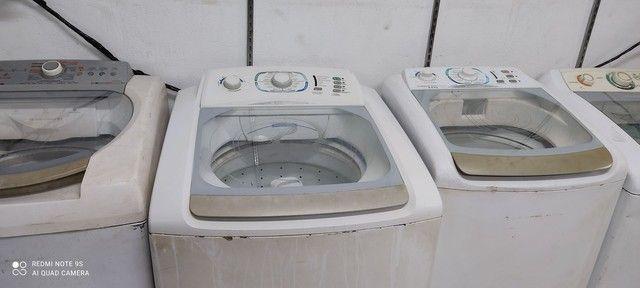 Maquina de lavar REVISADA tudo ok 3 meses de garantia  ( Entrego ) - Foto 5