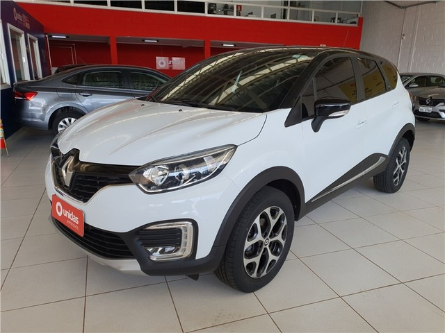 Renault Captur 2020 1.6 16v sce flex intense x-tronic - Foto 2