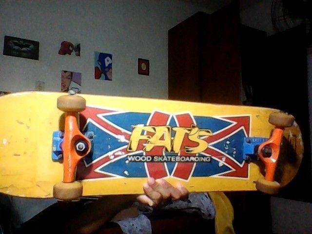 Skate Profissional Allyb , usado mas muito bom