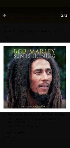 3 Discos de Bob Marley novos