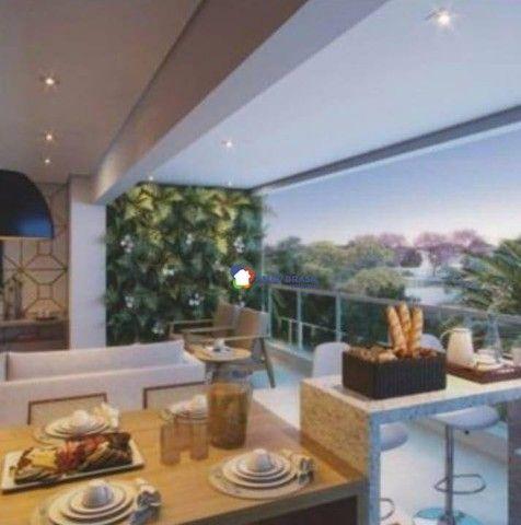 Apartamento com 3 dormitórios à venda, 139 m² por R$ 790.000,00 - Park Lozandes - Goiânia/ - Foto 4
