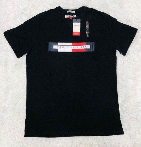 .camisas tcherts fio 30.0  - Foto 5