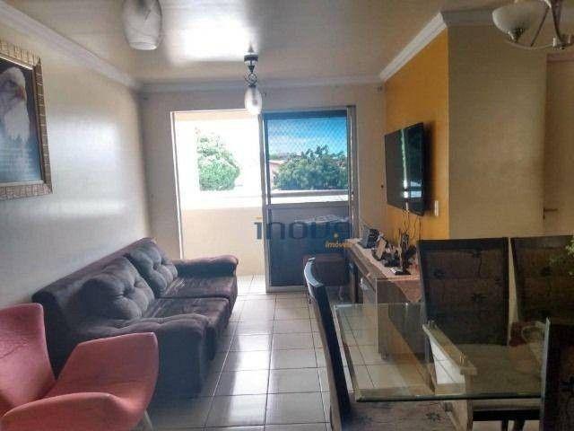 Apartamento com 3 dormitórios à venda, 67 m² por R$ 289.000,00 - Maraponga - Fortaleza/CE - Foto 9