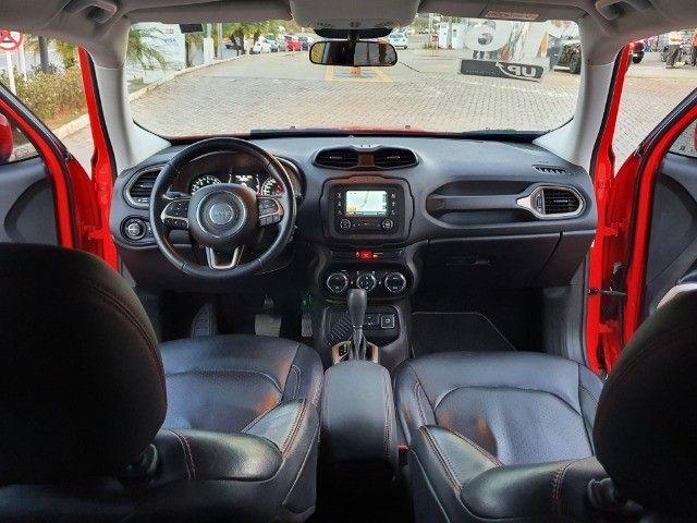 Jeep / Renegade Longitude 1.8 4x2 Automático Flex - Foto 7