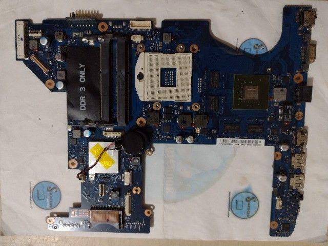 peças notebook samsung rf511  - Foto 2