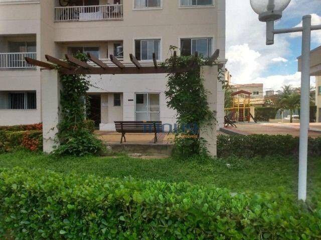Apartamento com 3 dormitórios à venda, 67 m² por R$ 289.000,00 - Maraponga - Fortaleza/CE - Foto 3