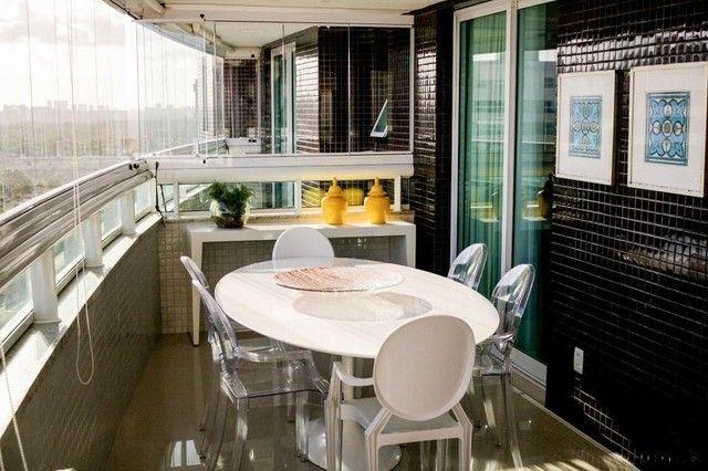 Apartamento para venda com 208 metros quadrados com 4 quartos em Patamares - Salvador - BA - Foto 11