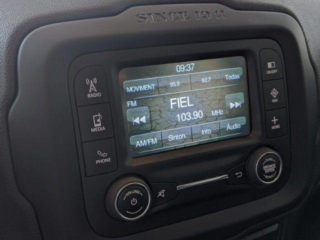 Renegade 1.8 16v Flex Longitude Automática - Foto 8