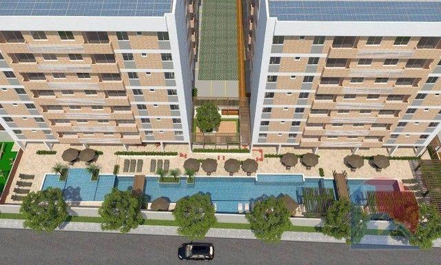 Apartamento à venda, 57 m² por R$ 221.900,00 - Bancários - João Pessoa/PB