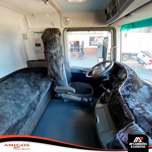 Cavalo Mecânico Mercedes-benz Actros 2646 6x4 2014 - Foto 15