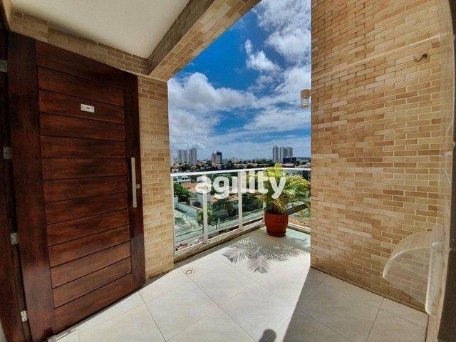 Cobertura com 4 dormitórios à venda, 160 m² por R$ 755.000,00 - Capim Macio - Natal/RN - Foto 6