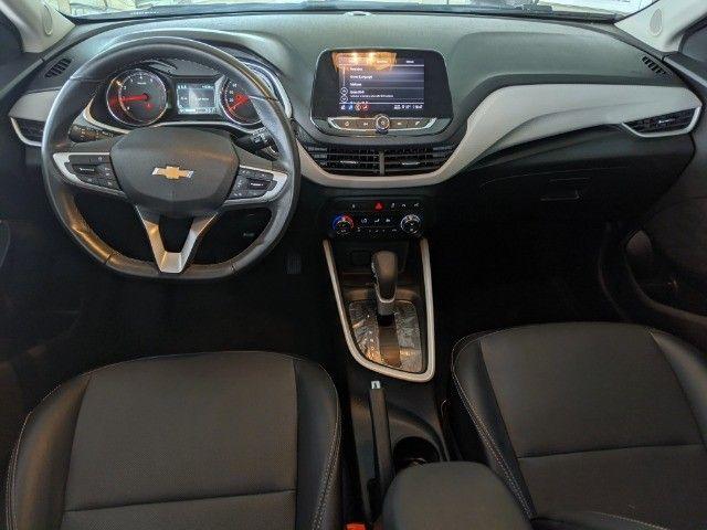 onix 1.0 turbo flex premier automatico. carro novo, lindo demais.   - Foto 8