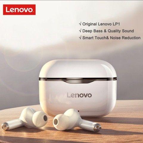 Fone bluetooth Lenovo original - Foto 2