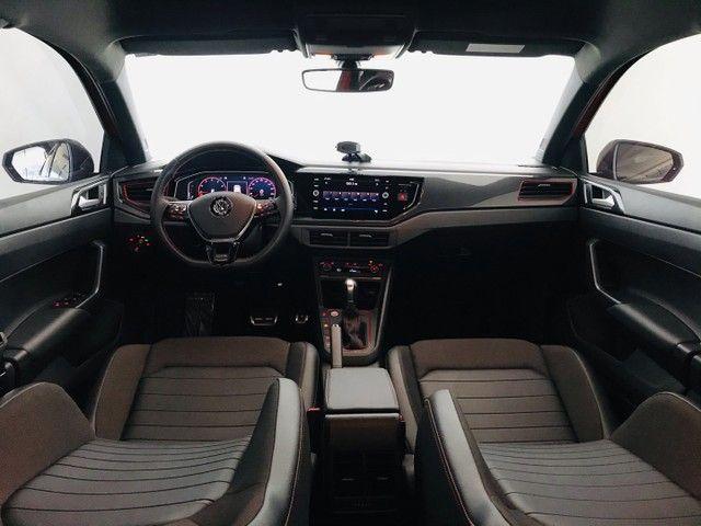 Polo GTS 1.4 TSI 2020 14.500 km único dono  - Foto 7