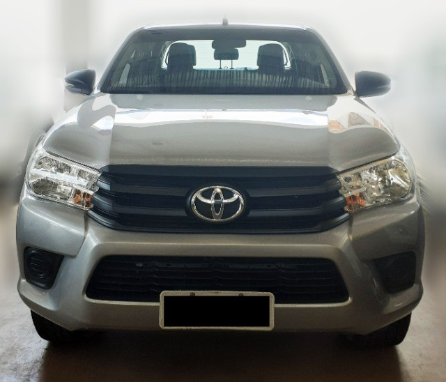 Toyota Hilux 2019 4x4 Diesel, Prata Liberada - Foto 6