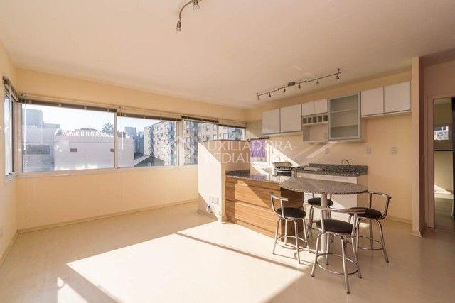 Apartamento para alugar com 1 dormitórios em Cidade baixa, Porto alegre cod:338602 - Foto 3