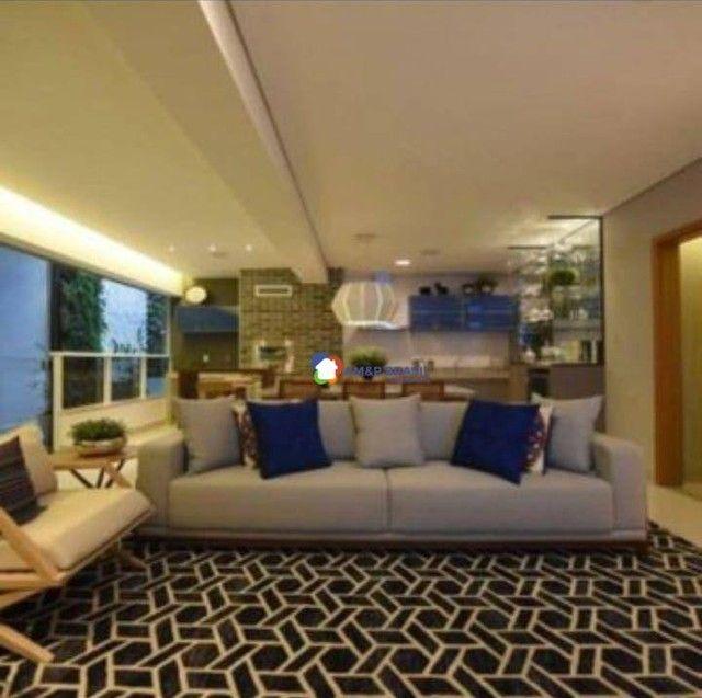 Apartamento com 3 dormitórios à venda, 139 m² por R$ 790.000,00 - Park Lozandes - Goiânia/ - Foto 2