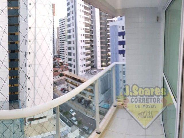 Tambaú, Mobiliado, 2 quartos, suít, 70m², R$ 2.300, Aluguel, Apartamento, João Pessoa - Foto 13