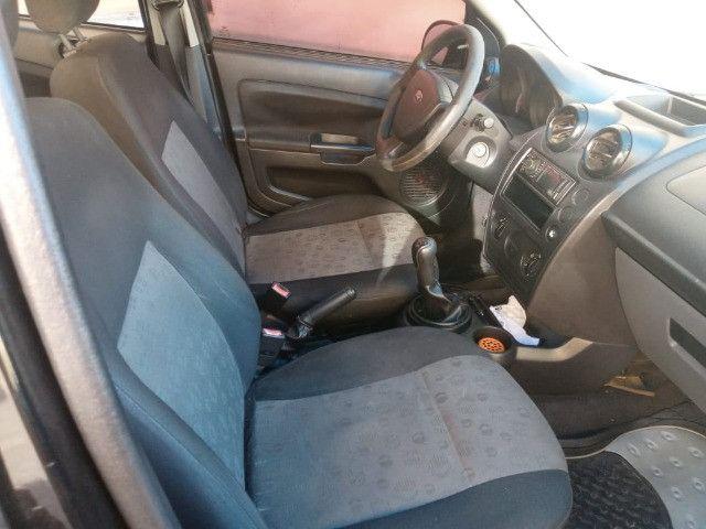 Ford Fiesta em muito bom estado, pouco rodado, único dono, carro de não fumante - Foto 5