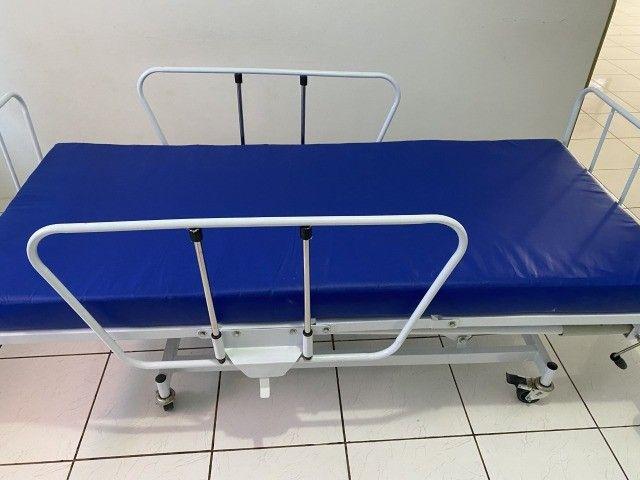 Cama Hospitalar - 3 movimentos - Foto 5