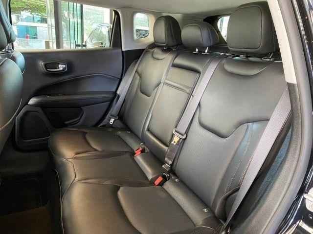 Jeep Compass Limited 2.0 Flex Automático 2020 - Foto 6