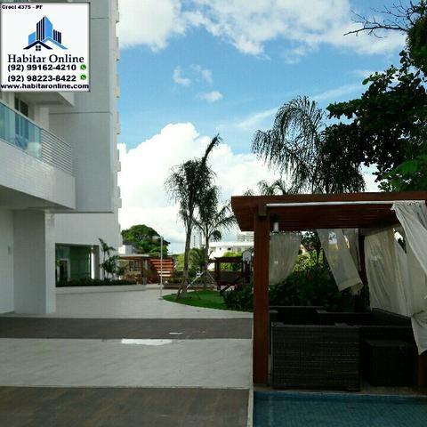 Smart Residence Centro sol nascente 2 quartos s/ 1 suite 2 vagas - Foto 4