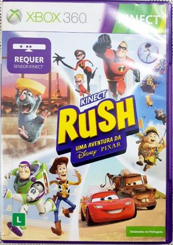 Kinect Rush: A Disney-Pixar Adventure