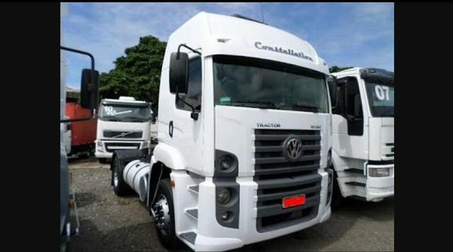 VOLKSWAGEN 25.370 CONSTELLATION 6X2 TRACTOR