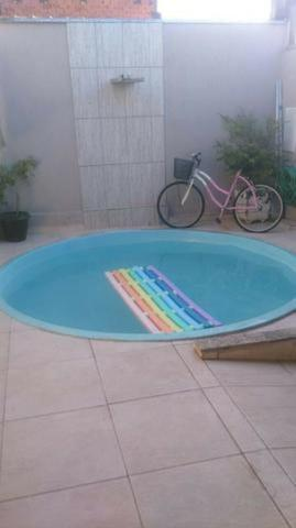 Casa 3 dorm e piscina Limeira, Sp permuta Regina Bastelli