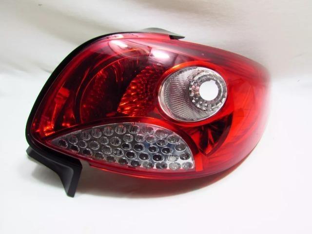 Lanterna Peugeot 207 Sedan 2011 a 2014 Cinza Direito