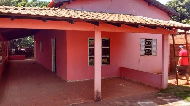 Vendo casa em Sidrolândia