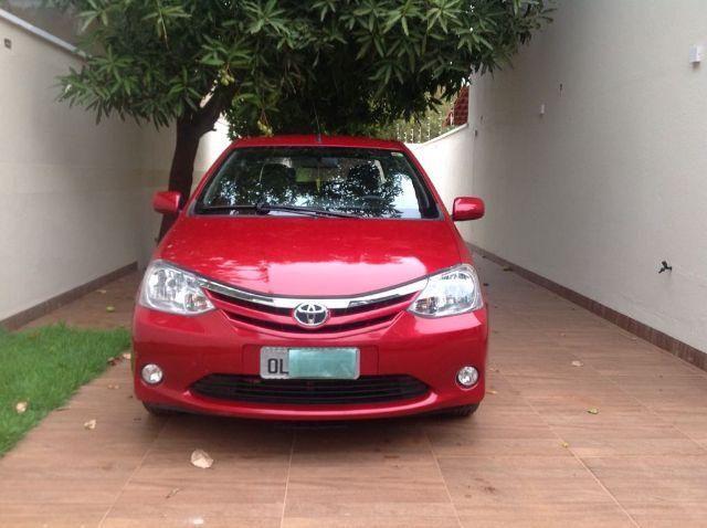 Toyota Etios 1.5 xls 2013