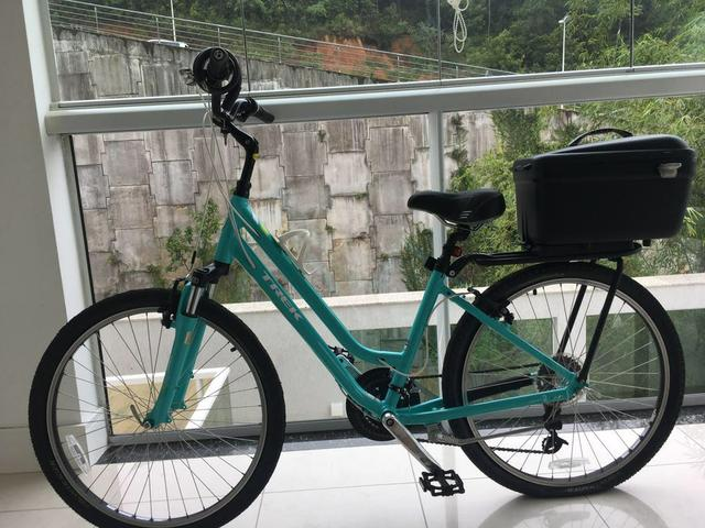 Bicicleta 26 Trek Shift 2 WSD T 16.5 Verde
