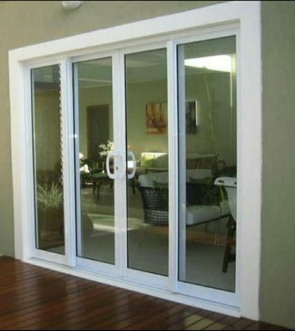 Box, Espelhos, Grades, Portões e Esquadrias de Alumínio e Vidro Temperado - Foto 3