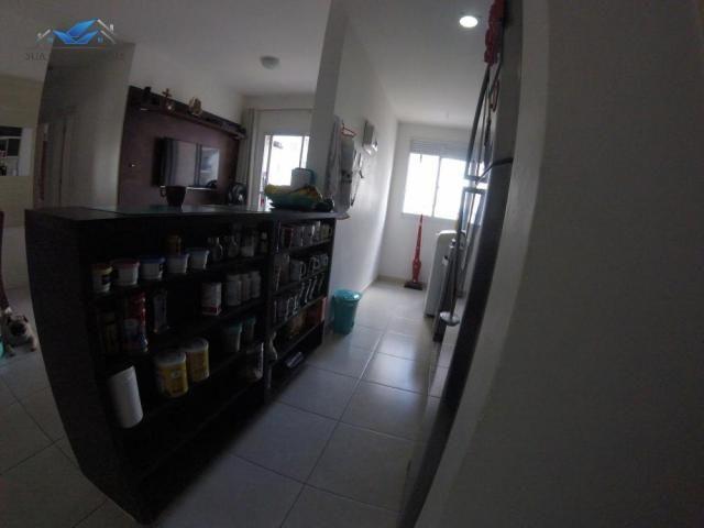 Apartamento à venda com 3 dormitórios em Morada de laranjeiras, Serra cod:AP171GI - Foto 20