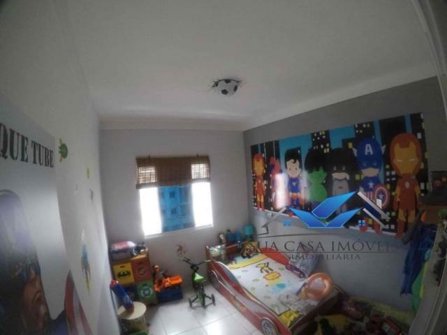 Apartamento à venda com 3 dormitórios em Morada de laranjeiras, Serra cod:AP175GI - Foto 10