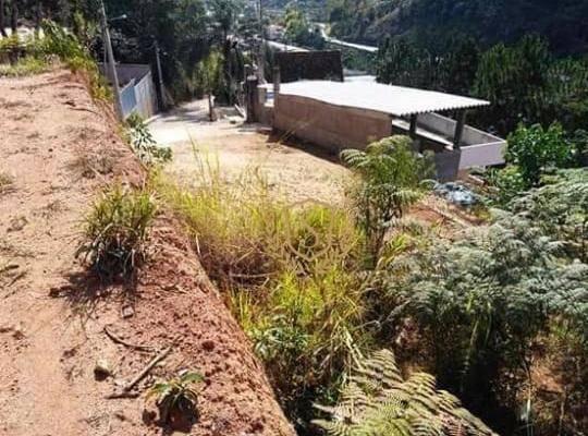 Terreno à venda, 389 m² por r$ 120.000 - prata - teresópolis/rj - Foto 6